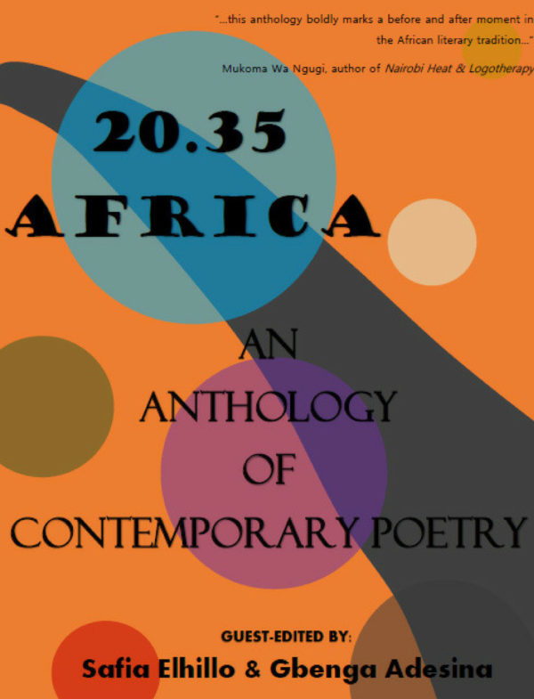 Submit to Issue II of 20.35 Africa: An Anthology of Contemporary Poetry