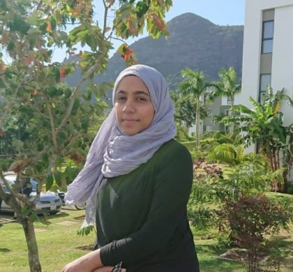 Meet PEN SA intern, Tasneem Allybokus