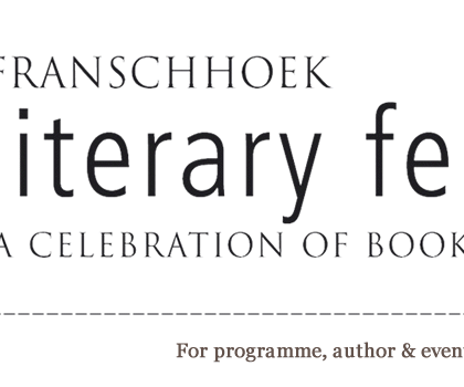 PEN SA Members at the 2019 Franschhoek Literary Festival