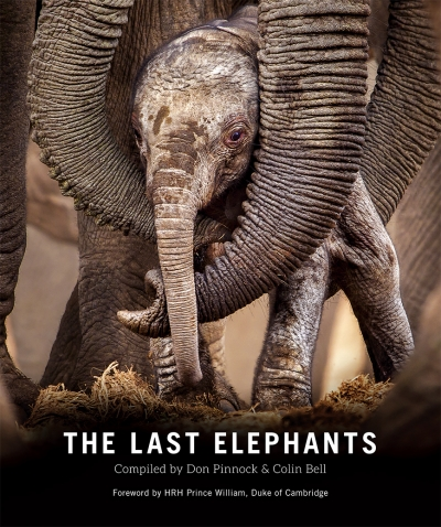 The Last Elephants by Don Pinnock and Colin Bell