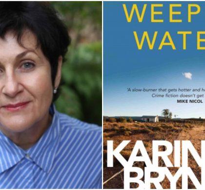 Karin Brynard's 'Weeping Waters' longlisted for International Dagger Award