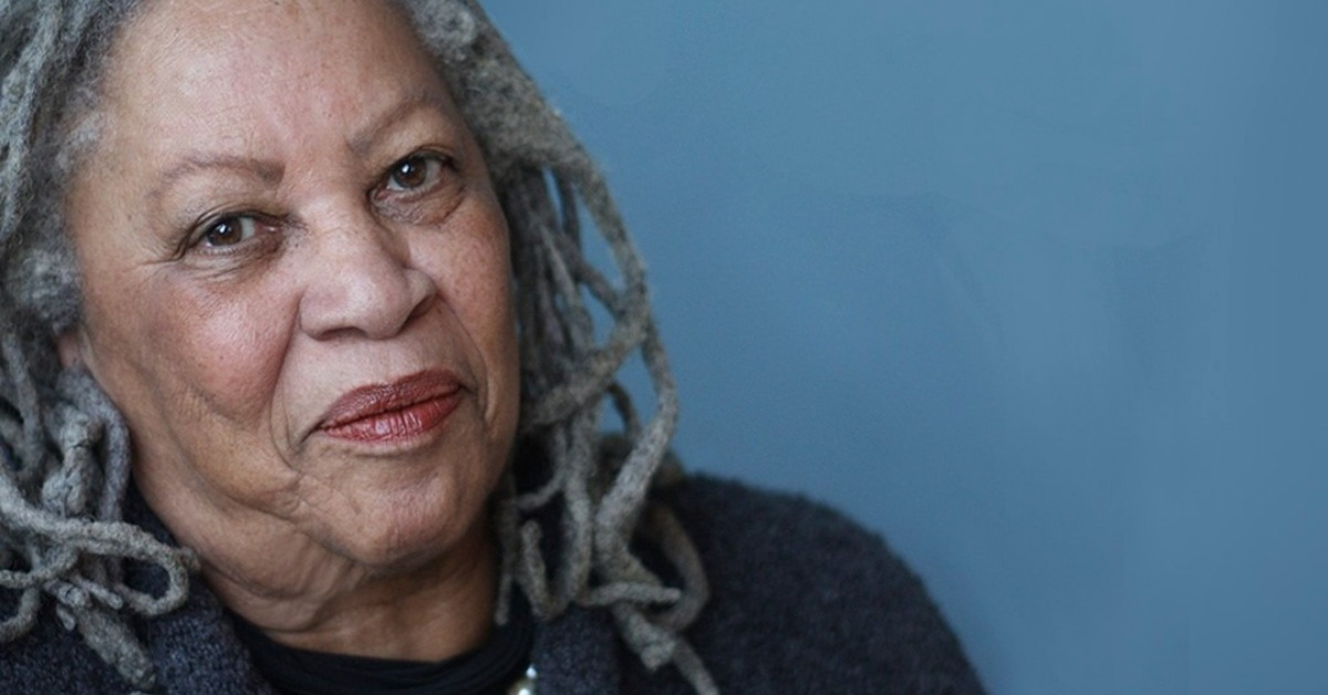 A tribute to Toni Morrison