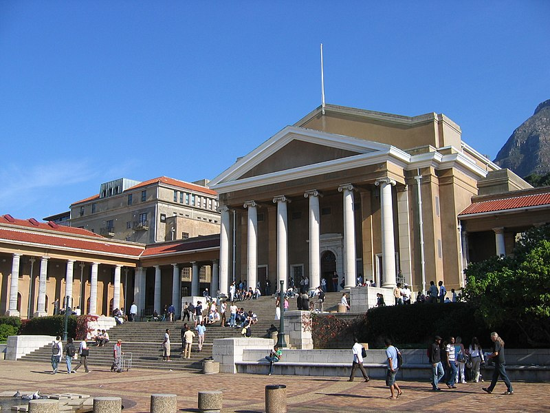 A Note of Support to the University of Cape Town from the board of PEN South Africa