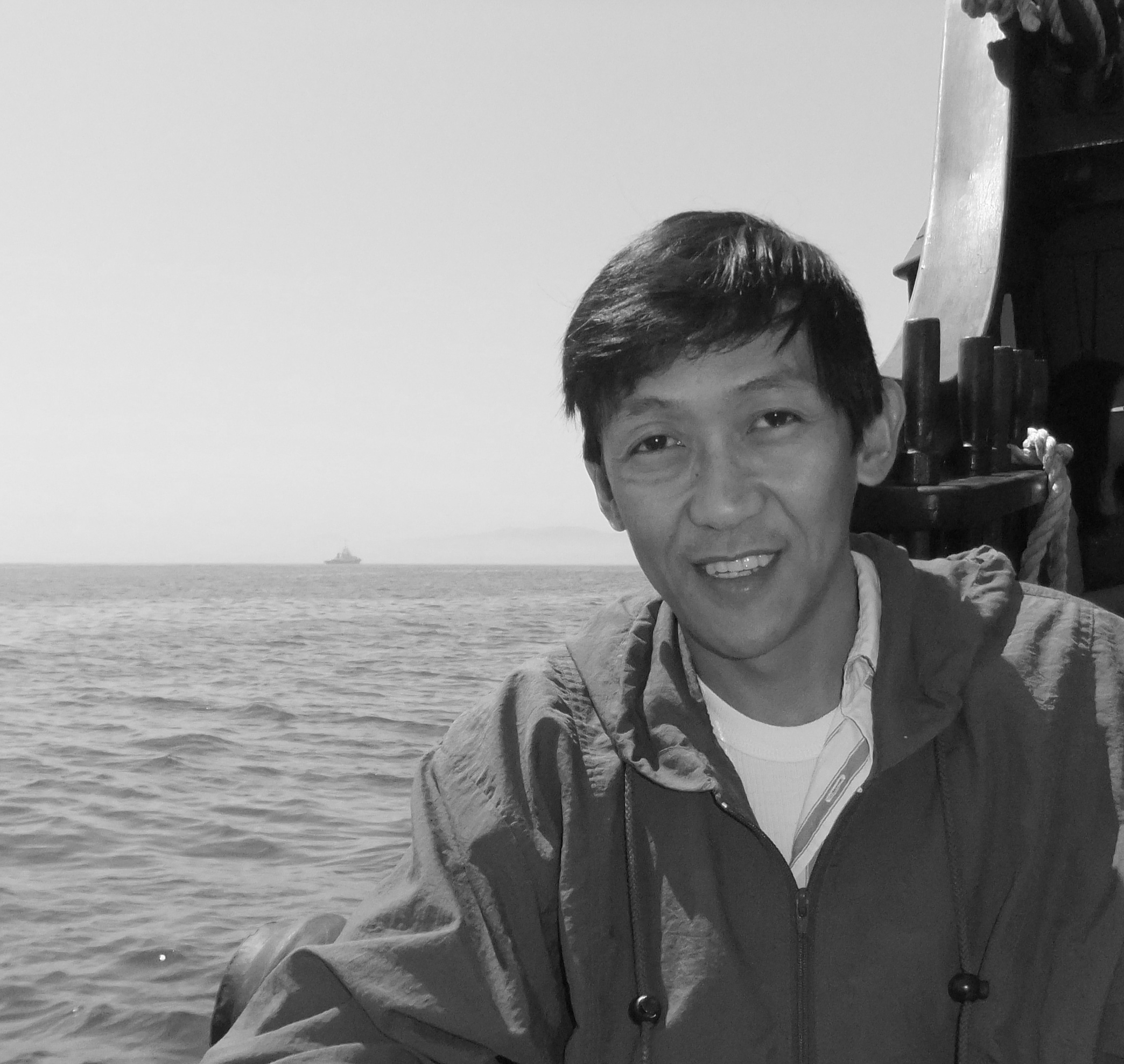Q&A with Poet, Writer and Translator Jim Pascual Agustin