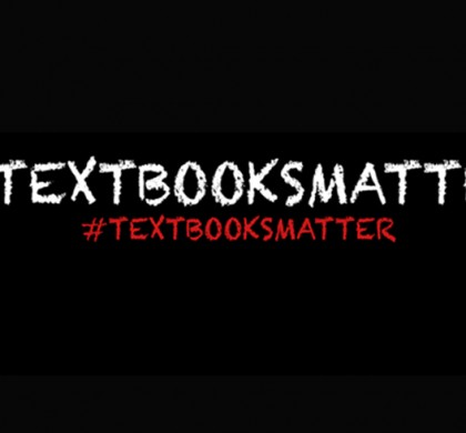 Writers Speak Out About Why #TextbooksMatter