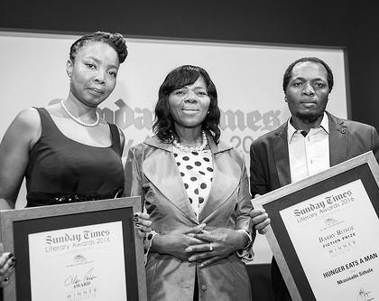 2016 Sunday Times Literary Award Winners Announced
