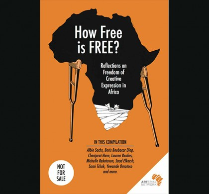 Arterial Network Release eBook on Freedom of Creative Expression in Africa