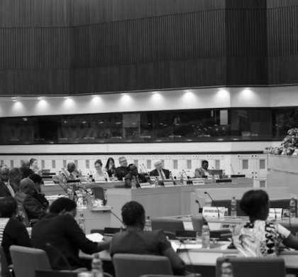 PEN South Africa Pushes to De-Criminalise Defamation at Pan-African Parliament