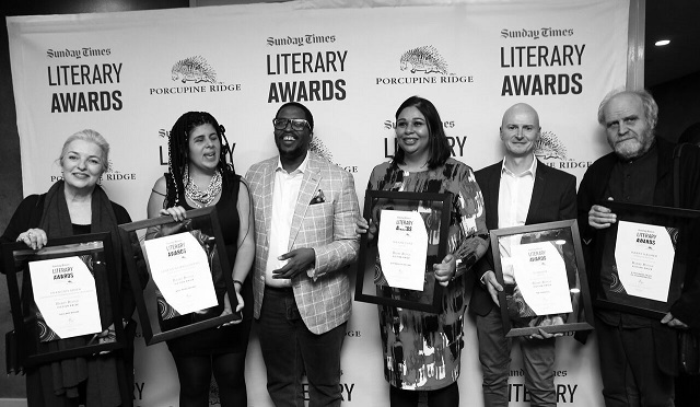 2018 Sunday Times Literary Awards Shortlists Announced