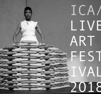 Programme Released for 2018 ICA Live Art Festival