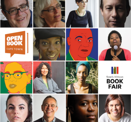 PEN SA Members at Open Book Festival and SA Book Fair
