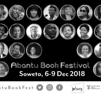 Abantu Book Festival 2018 Line-Up Announced!