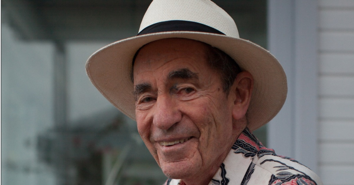 """""""Punished for being good"""" – a biography of Justice Albie Sachs"""