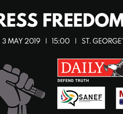 World Press Freedom Day: Highlights from Cape Town event