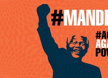 Join these Mandela Day Literacy and Book Drives