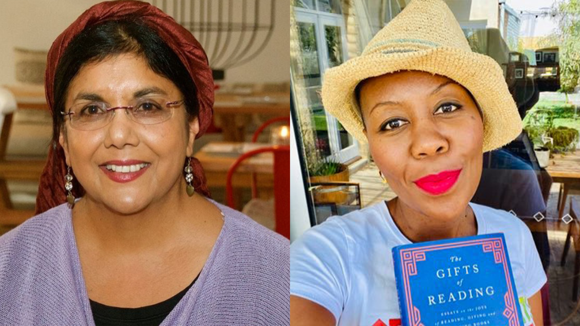 The Empty Chair Podcast Episode 5: Zubeida Jaffer and Sisonke Msimang in Conversation