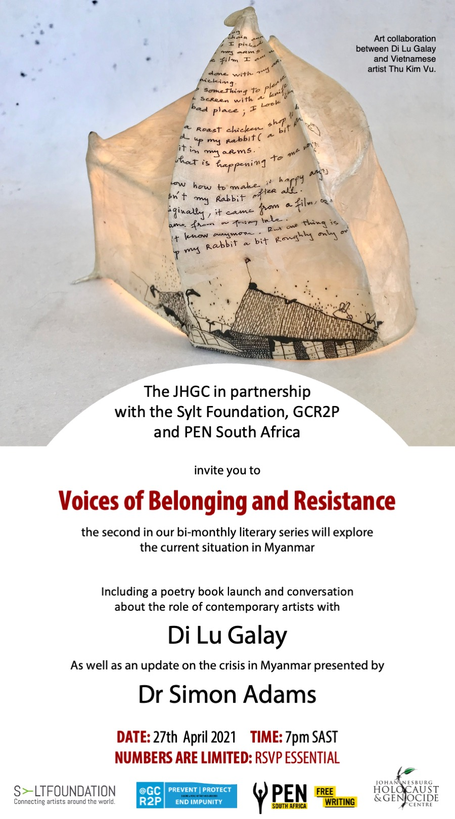 Voices of Belonging and Resistance